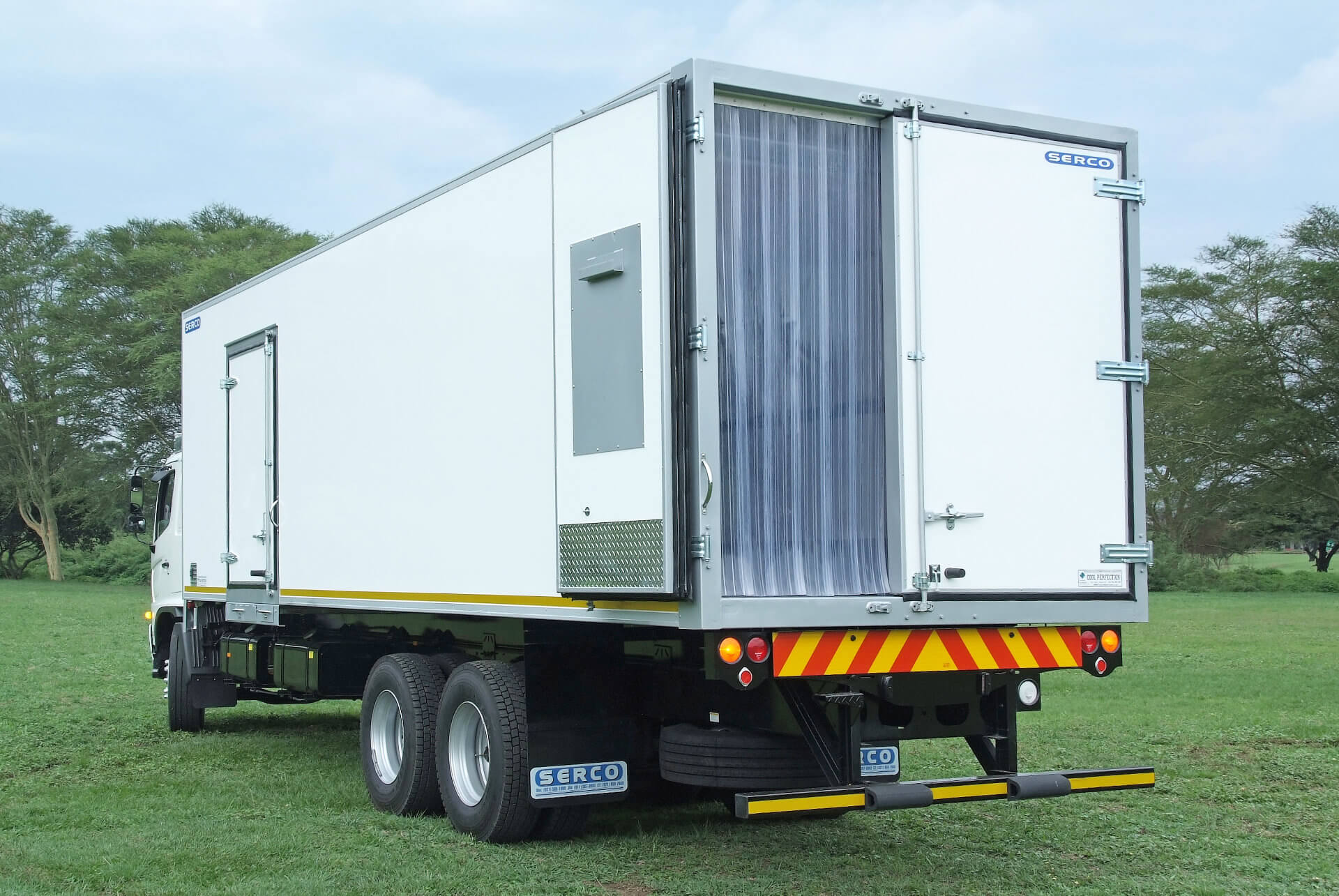 Refrigerated Vehicles - your freight
