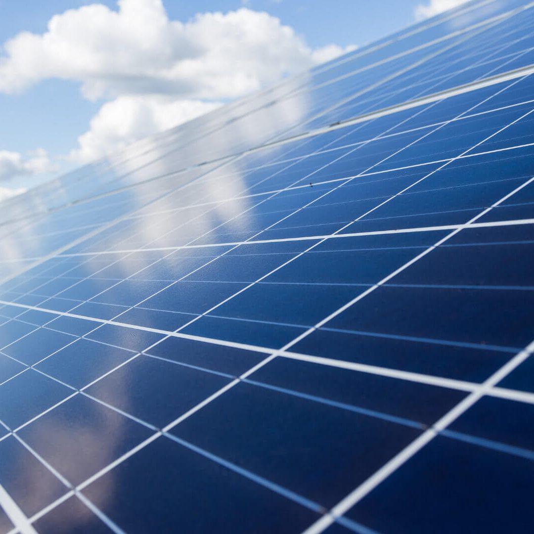 Sustainability Solar panels